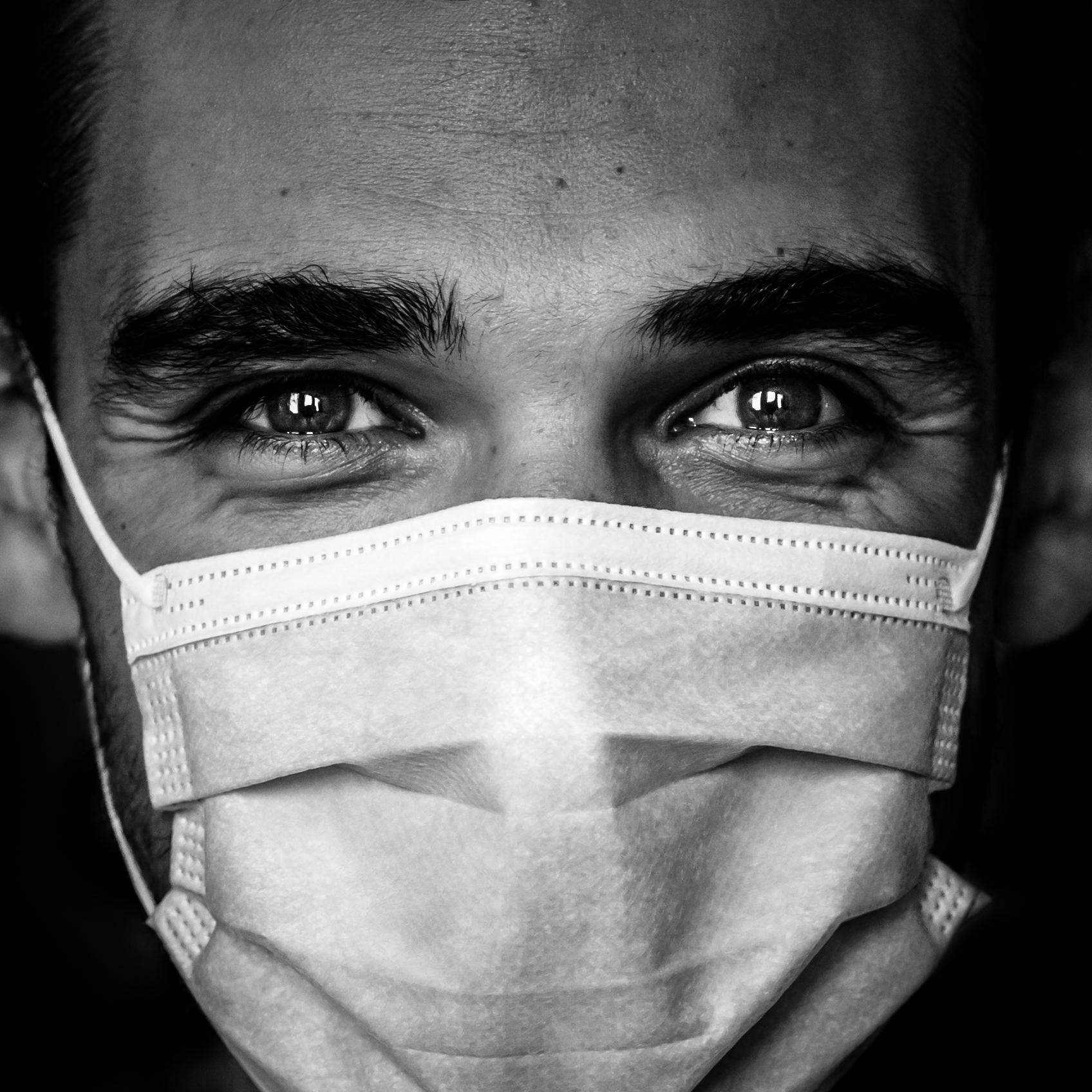 Andrei Talapanescu – Mask Portrait Series (Ashkan Mortezapour Photography) (1 of 1)