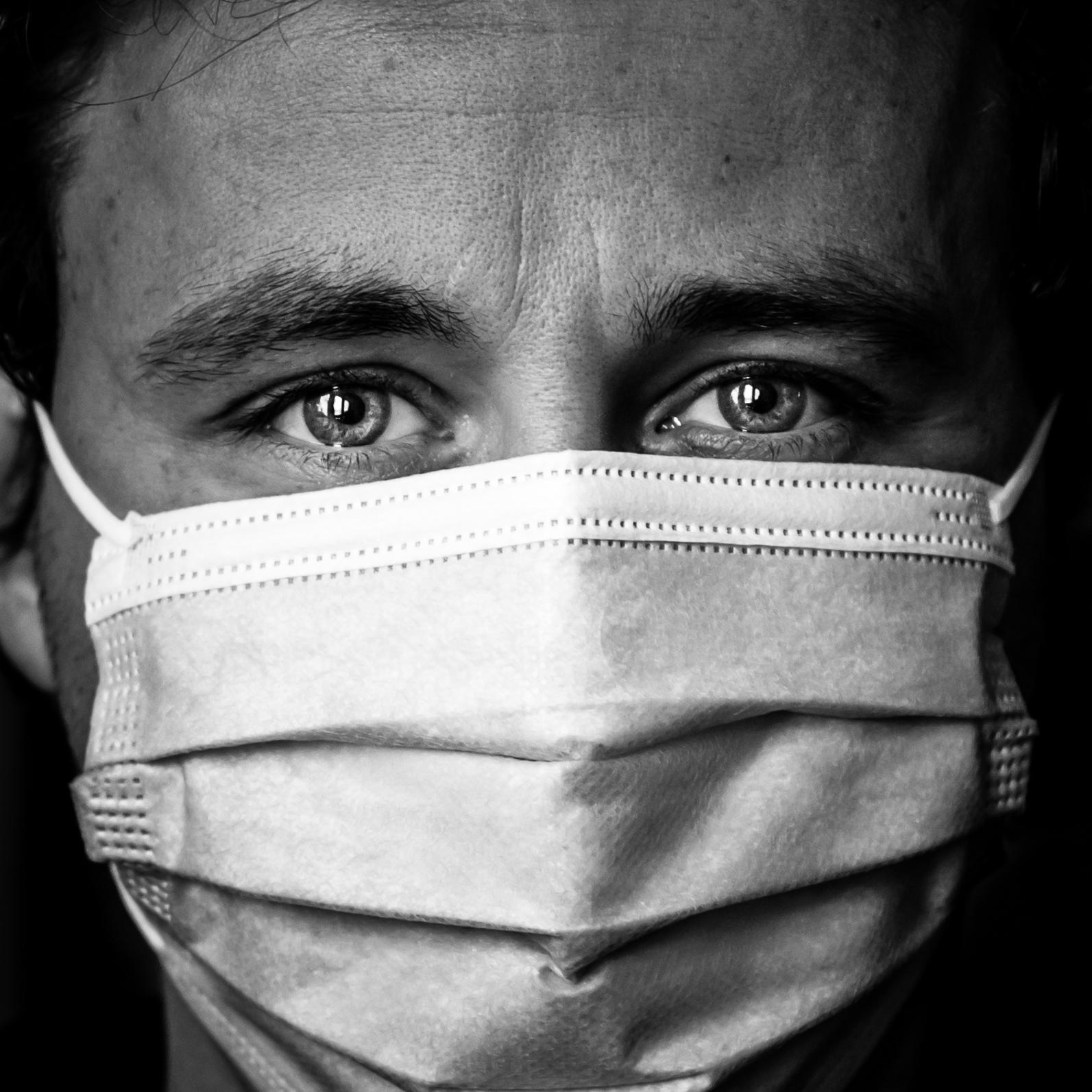 Daniel van Elsas – Mask Portrait Series (Ashkan Mortezapour Photography) (1 of 1)