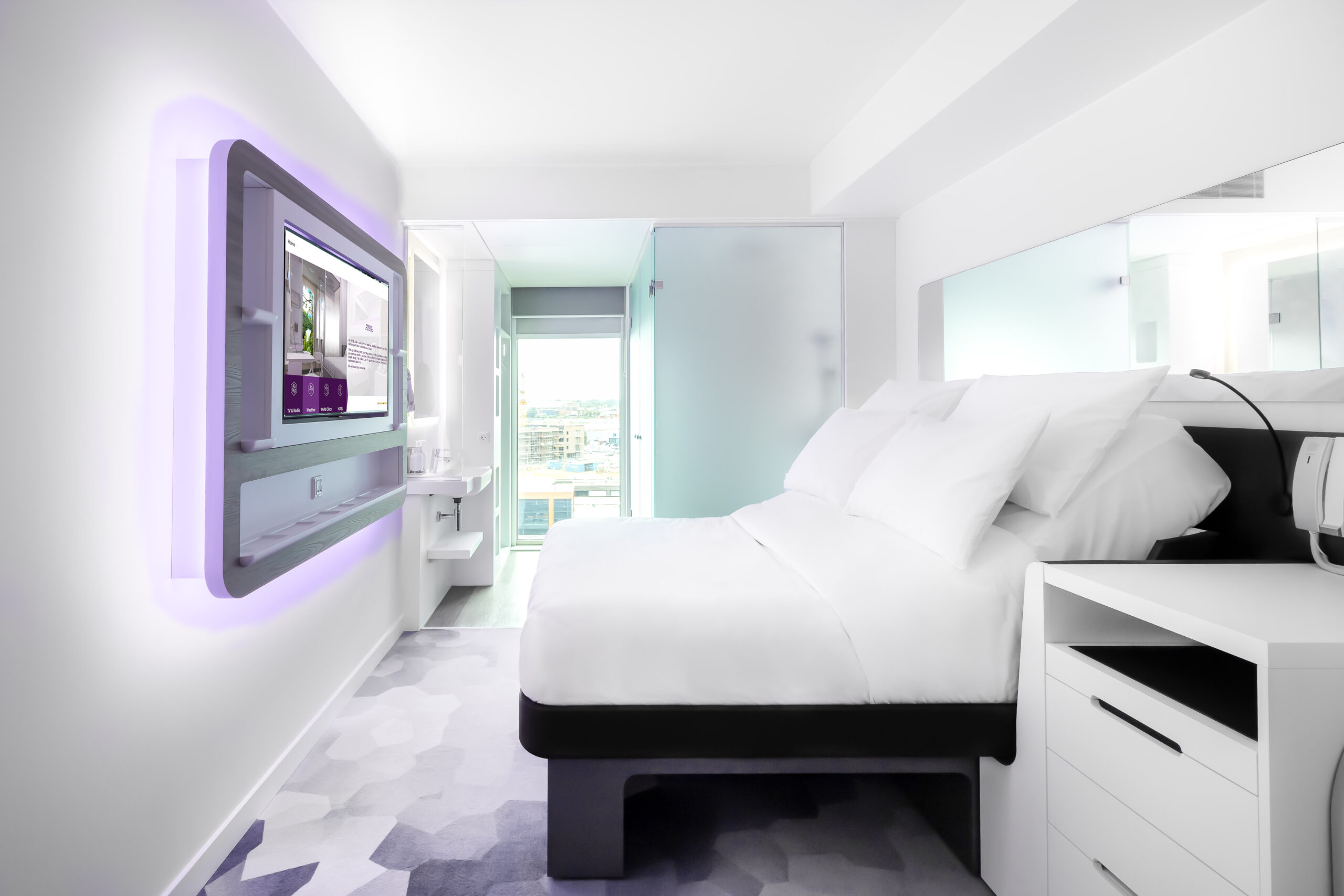 Yotel Amsterdam Cabins (Ashkan Mortezapour Photography) – Web Use (5 of 11)